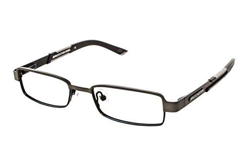 SKECHERS Monture lunettes de vue GU 9102 Gris 48MM
