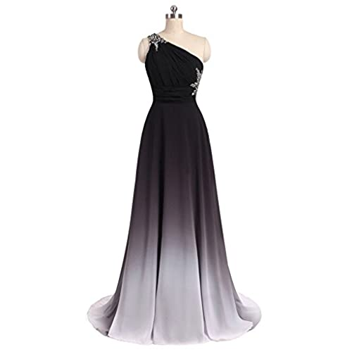 Black and White Dress for Prom: Amazon.com