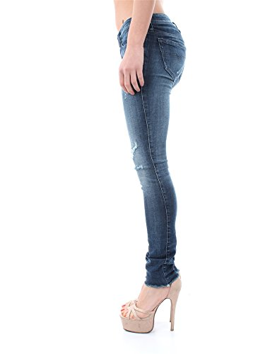 DIESEL SKINZEE LOW L.32 VAQUEROS Mujer 671V