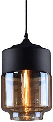 NAANN Glass Pendant Light