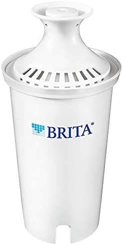 BRITA 10 Cup Lake Water Filter Pitcher with 2 Filter /& AutoFill Lid