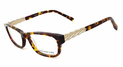 Jones New York Eyeglasses J749 Tortoise :: DEMO LENS ()