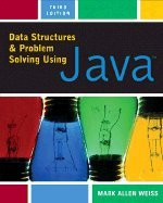 Data Structures & Problem Solving Using Java, 3RD EDITION by AdisonWsly Longman;Inc.,2006