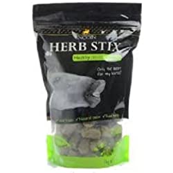 Lincoln Herb Stix 1kg - Healthy Delicious Horse Treats - Made using real herbs with a natural taste - Ideal For Your Favourite Horse Or Pony
