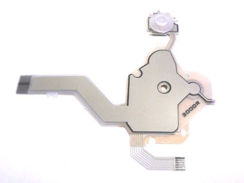 Games&Tech Right R Trigger Key Flex Cable ABXY Buttons Keypad Ribbon Cablefor Sony PSP 3000 3001