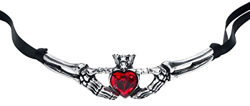 Alchemy Gothic Claddagh by Night -