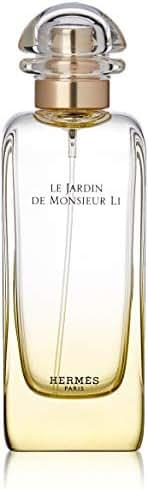 Hermes Le Jardin De Monsieur Li Eau de Toilette, 3.3 Fluid Ounce