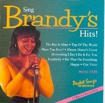Karaoke: Brandy Hits - Pocket Songs Karaoke