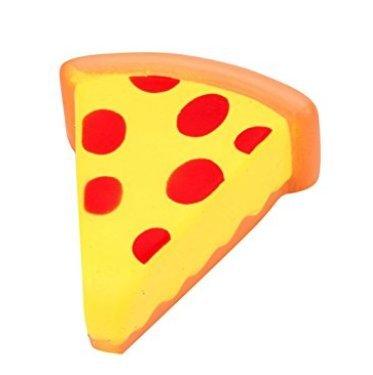 XPartner Squishy - Pizza de Rebote Lento para simulación de Alimentos