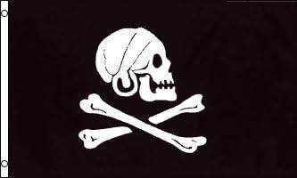 drapeau tête de mort 8