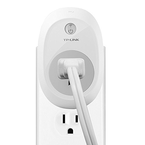 TP-Link Smart Plug, No Hub Required, Wi-Fi, Control your Devices from Anywhere, Works with Alexa and Google Assistant (HS100) (Certified Refurbished) by TP-Link (Image #1)