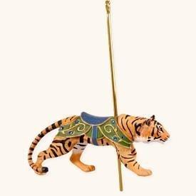 Wild Tiger 5th And Final In Series 2008 Hallmark Keepsake Ornament