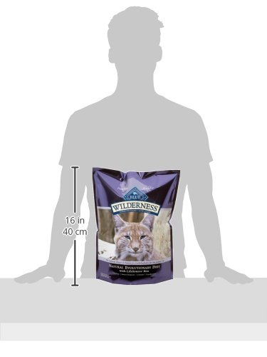 Blue-Buffalo-Cat-100-Percent-Grain-Free-Chicken-Formula-Dry-Cat-Food-12-lb-Bag