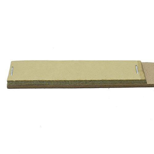 Buorsa 8 Pack Sketch Sandpaper Pencil Pointer Sand Paper Sharpener Drawing Tools,12 Sheets/Board