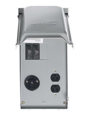 30 amp camper outlet - 6