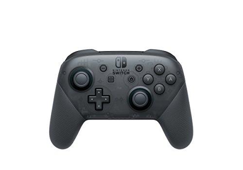 Nintendo 250006 Pro Controleur, Zwart (Nintendo Switch)