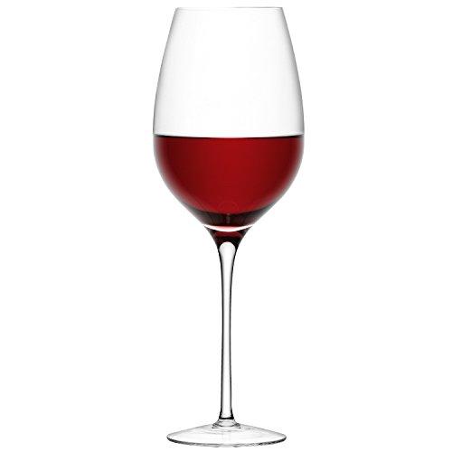 LSA International Wine Red Wine Goblet (4 Pack), 28.6 fl. oz., Clear by LSA International (Image #1)