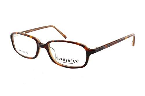 New Authentic Van Heusen Carter Tortoise Unisex Eyeglasses - Eyewear Vans