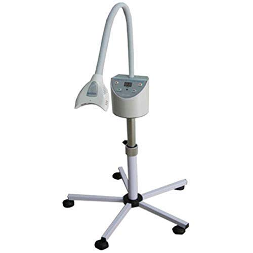 Dental Teeth Whitening Bleaching Accelerator LED Light Lamp Tooth Whitener Light MD666 (US Stock) (Best Teeth Whitening Machine)