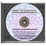 BMV Quantum Subliminal CD Advertising Success (Ultrasonic Career Development Series)