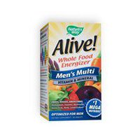 Nature's Way Alive! Men's Multi Max Potency Tabs, 90 ct