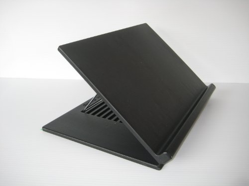 Slant Board For Writing (Book Holder, Slant Board, Laptop Holder, Right Angle Holder, Document Holder (black))