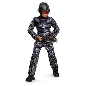 Exo Swat Costume - Large Size