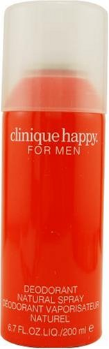 Clinique Happy Men - Happy By Clinique For Men. Perfumed Deodorant Spray 6.7 Oz