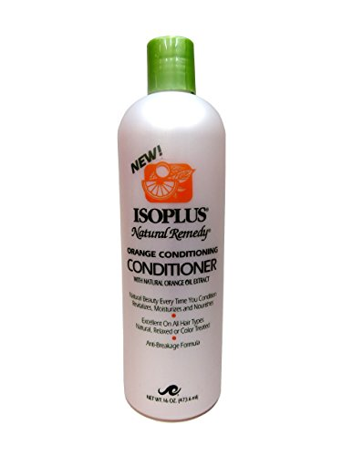 Natural Isoplus Remedy - Isoplus Natural Remedy Orange Conditioner, 16 Ounce