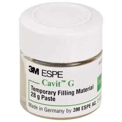 3M 44313 Cavit Temporary Filling Material Refill, 28 g Jar, Grey by 3M