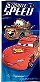 Disney Pixar Cars Ultimate Speed Fiber Reactive Beach Towel