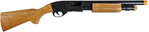 "Maxx Action 30"" Toy Pump Action Shotgun with Electronic Sound and Ejecting Shells"