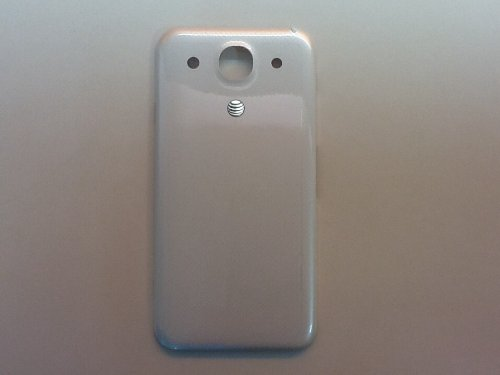 OEM Original Battery Door Back Cover Replacement for at&t LG Optimus G Pro E980 - White