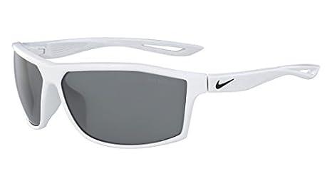 Nike Intersect EV1010 Gafas de Sol, Plateado (White W/Grey ...