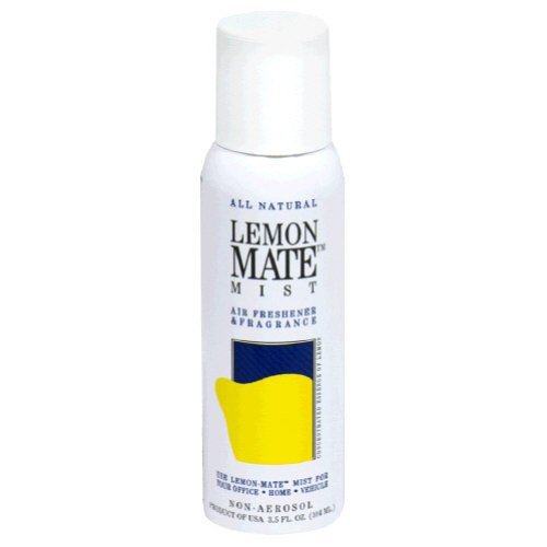 Lemon-Mate Mist Orange Mate 3.5 oz Spray by (Orange Mate Mist Lemon)