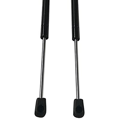 MILLION PARTS Pair Rear Hatch Tailgate Lift Supports Struts Shocks Springs fit for 2005-2013 Nissan Xterra: Automotive