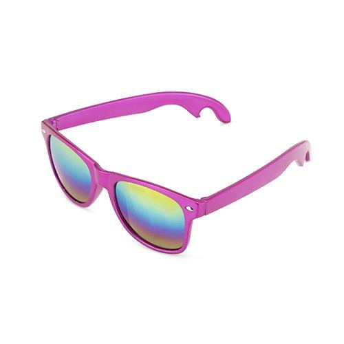 Sunnies: Pink Bottle Opener - Sunnies Glasses