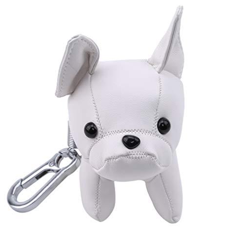 french bulldog key ring - 7