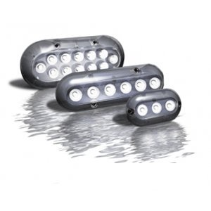 OceanLED A12 Amphibian Surface Mount Underwater Light - Sea Green by Ocean LED