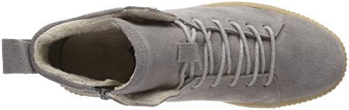 Zapatillas Mujer 25258 para Gris 31 Tamaris Grey Light 254 Altas wSp6Uq