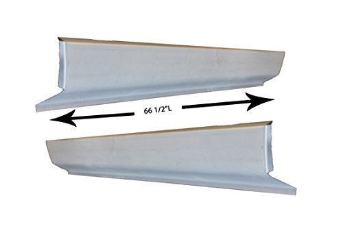 1993-98 Jeep Grand Cherokee 4DR Outer Rocker Panels (Pair)