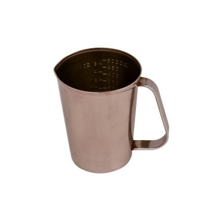 16 oz. Stainless Steel Graduated Measuring Cup (1 Cup)