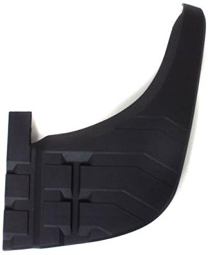 CPP Rear, Right Side Direct Fit Bumper Step Pad for 07-13 Toyota Tundra TO1197100 ()