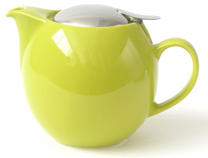 Bee House 26oz Round Ceramic Teapot (Sencha)