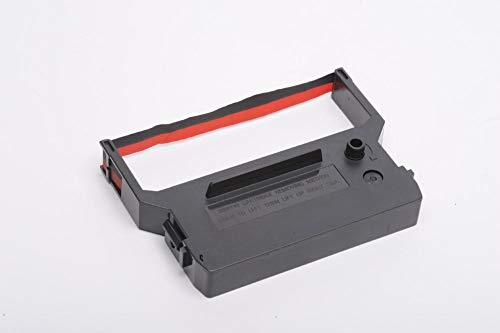Travis Technologies Compatible Printer Ribbon Replacement for 36 Citizen IR-61BR Printer Ribbons Black RED