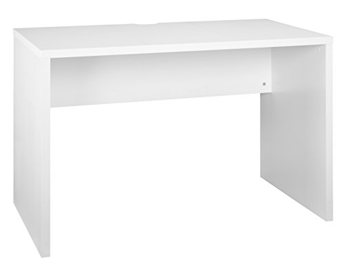 Bedford Desk Laptop (ClosetMaid 1649 Modular Rectangle Desk, White)