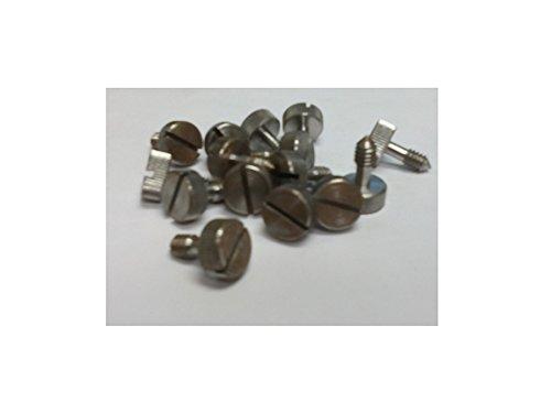 "1/4-20 X 5/8"" STEEL CAPTIVE PANEL SCREW STYLE #1 207-S-0 (QTY 100) 31lArKC2KJL"