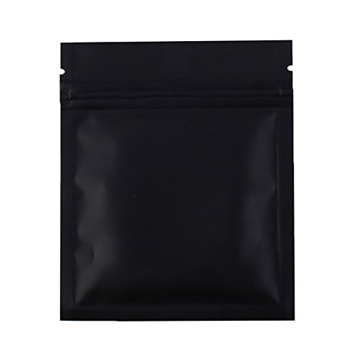 zip seal ziplock mylar bag - 4