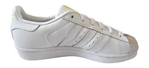 S83363 People Supershell adidas para Pharrell Superstar Hombre White Zapatillas Supershell f8q6Czxw