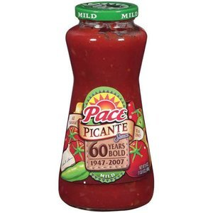 Pace Picante Sauce, Mild, 24 oz (Pack of 12)